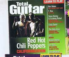 RED HOT CHILI PEPPERS / VAN HALEN CD TG 2001