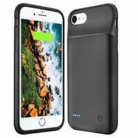 Wixann Battery Case for iPhone 6/6s/7/8/SE 2020 Upgraded 3200mAh Slim Portable