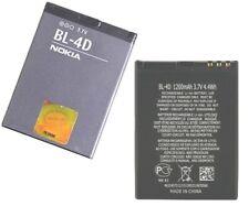 Original Nokia Batería de Repuesto BL-4D para E7 Comunicador 1200mAh Móvil Nuevo