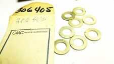 Johnson Outboard & OMC Sterndrive Motor Washer 0306405 306405 LOT (4) NOS  DC
