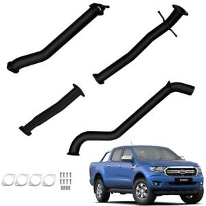FORD PX RANGER 2016-2020 3.2L TD 3''INCH DPF BACK EXHAUST WITH PIPE