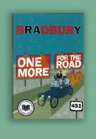 One More For The Road Ray Bradbury SIGNED  HC 1st Edition Book