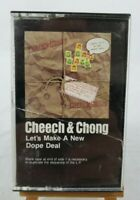 """Cheech And Chong """"Let's Make A New Dope Deal"""" Cassette Warner Bros. #W53391 1980"""
