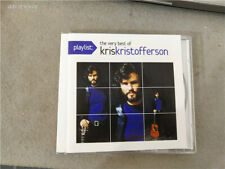 Playlist: The Very Best Of Kris Kristofferson 88697942382 US CD E250-01