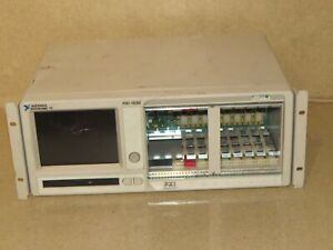 NATIONAL INSTRUMENTS PXI-1020 8-Slot Pxi Chassis