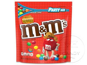 M&Ms Peanut Butter m&ms Party Bag 34oz 963g Bag