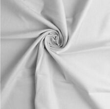 Vapor Blue Light Gray Comfy Cozy Cotton Flannel Fabric BTY (YD) - Light Gray