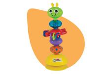 Lamaze Souple Bug Busy Bug chaise haute Entertainment Jouet Bébé Activité Feeding Time