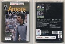 Dvd AMORE BIANCONERO 9 ZOFF E I CAMPIONI DEL MONDO 82 NUOVO Juventus Juve Calcio