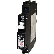 Midnite Solar, 30 Amp, Dc, Din Rail, Pv Array Breakers, 150 Vdc