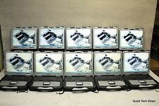 Lot 10 Panasonic Toughbook CF-30 MK3 Core2Duo 1.6Ghz TouchScreen/160HD/2GB/GPS