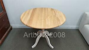 John Lewis Regent 2-4 Seater Round Extending Bistro Table,RRP£379 (2995)