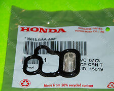NEW Honda Solenoid Valve Gasket Seal Spool VTEC Filter Accord TSX Element CR-V