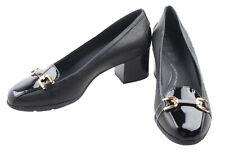 Geox Damen Pumps Schuhe Gr. 37 schwarz Neu