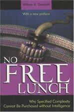 NO FREE LUNCH - NEW PRE-LOADED AUDIO PLAYER BOOK