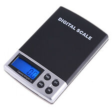 LCD Pocket Digital Precision Jewelry Gold Gram Balance Weight Scale 500g/0.1g