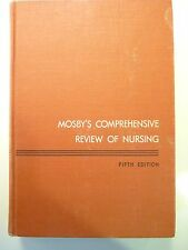 Mosby's Comprehensive Review of Nursing by The C.V. Mos by Company - 1961 - 5th/