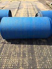 30 LONG Metres Astroturf Underlay Wooden Floors  Decking USED Quality Shockpad
