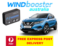 Windbooster Throttle Controller to suit Nissan Qashqai 2007 onwards
