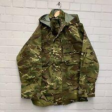 More details for mtp camo gore-tex mvp heavyweight waterproof jacket - 180/104cm  british, new