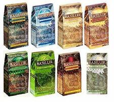 Basilur Tea  Oriental Collection   Ceylon Loose Leaf Tea 10 Varieties 100 gms