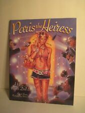 Paris The Heiress Paper Doll