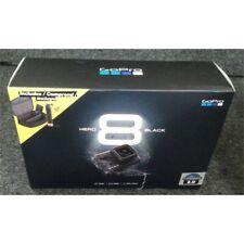 Go Pro SPJB1 Hero 8 Black 4K Action Camera Bundle 12MP 8x 2
