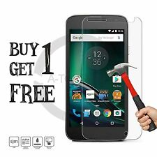 Tempered Glass 100% Clean Screen Protector for Moto G4 Play (2016) Mobile Phone