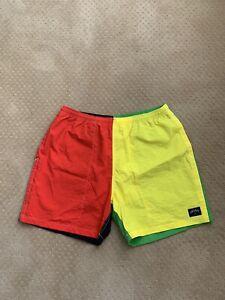 Noah New Colorblock Swim Trunks Shorts Multicolor XL