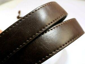 2cm wide Brown Shoulder Strap vintage for EM FE FM FM10 cameras