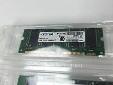 Crucial CT6432P335.8TKY Micron MT8VDDT6432UY-6K1 256MB DDR 333 100‑pin DIMM