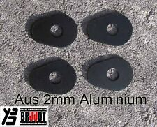 ADAPTERPLATTEN LED MINI BLINKER YAMAHA  MT07 MT09 MT10 Tracer