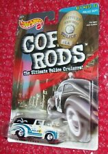 Hot Wheels Cop Rods  '56 Ford Truck  Key West Florida Police