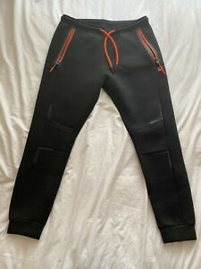 superdry joggers medium Black RRP 59.99 Deadstock