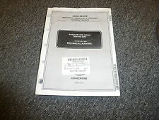 John Deere ProGator 2020 & 2030 Shop Service Repair Technical Manual TM1759
