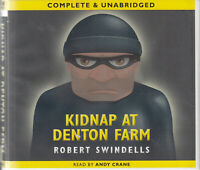 Robert Swindells Kidnap At Denton Farm The Outfit 2CD Audio Book Unabridged