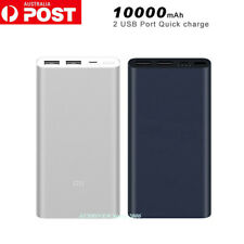 Xiaomi Power Bank 2S 10000mAh Ultra Slim Portable Dual USB Output Quick Charging