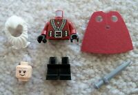 LEGO LOTR Lord Of The Rings The Hobbit - Rare - Balin the Dwarf w/ Knife - New