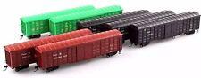Bachmann China Railway P64 / P65 Box Freight Car -- HO scale