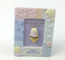 Precious Moments Child/Heart/Angel Picture Frame/Pin 867977