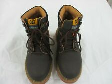 Caterpillar Ladies Leather Boots Lace - UK 4