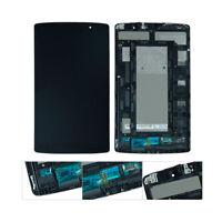"For 8.3"" LG G PAD VK815 VK-815 LTE Verizon LCD Touch Digitizer Assembly+Frame QC"