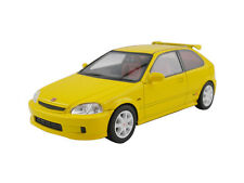 Honda CIVIC Type-R(EK9)Yellow L.E. 1:43 FrontiArt