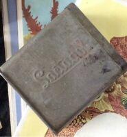 Rare Vintage Lactagol Tin