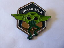 Disney Trading Pins Star Wars The Mandalorian Snack Time
