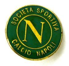 Pin Spilla Calcio Napoli Società Sportiva