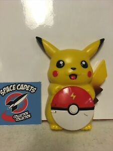 Pokemon Pikachu Vintage Talking Alarm Clock Calculator 1998 Nintendo