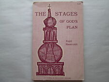 THE STAGES OF GOD'S PLAN by Roger Hasseveldt 1954 pb SALVATION HISTORY Catholic