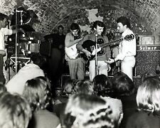 "Gerry and the pacemakers Cavern Club 10"" x 8"" Photograph no 5"
