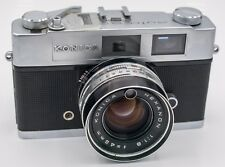 Konica Auto S2 35mm Film Rangefinder Camera w/ Hexanon 45mm F1.8 Lens *Read*